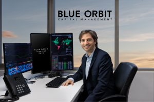 Blue Orbit Mario Randholm